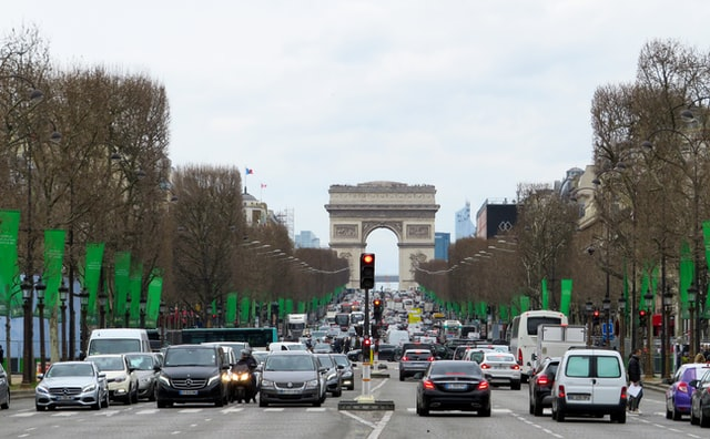 Goedkoop parkeren Parijs