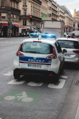 parkeerpolitie parijs